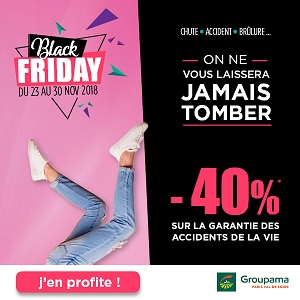 Groupama Offre Black Friday