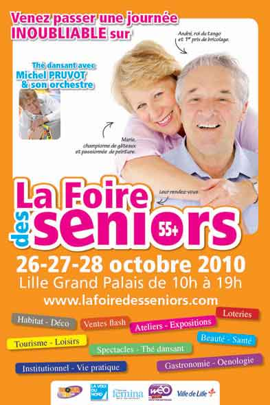 Rencontres seniors gratuites et serieuses